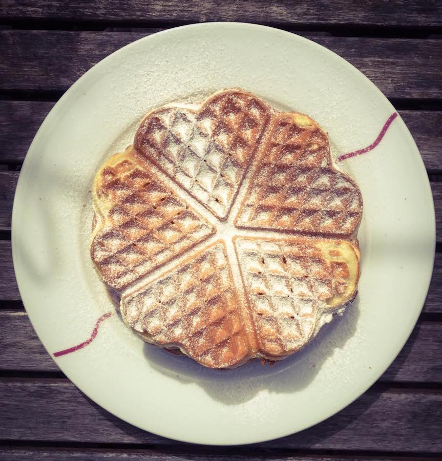 Gaufre Rapide Au Thermomix