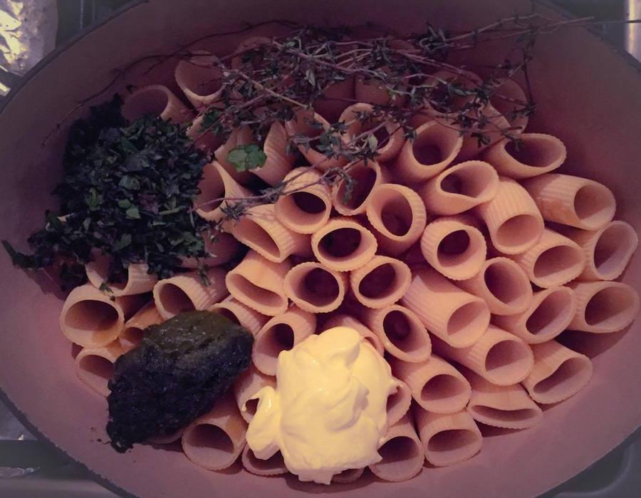 Cannelloni en Herbes ...