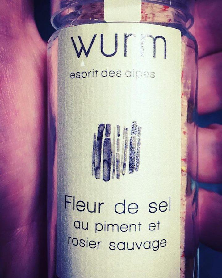 Wurm - La gamme d'épices sauvages [esprit des Alpes]