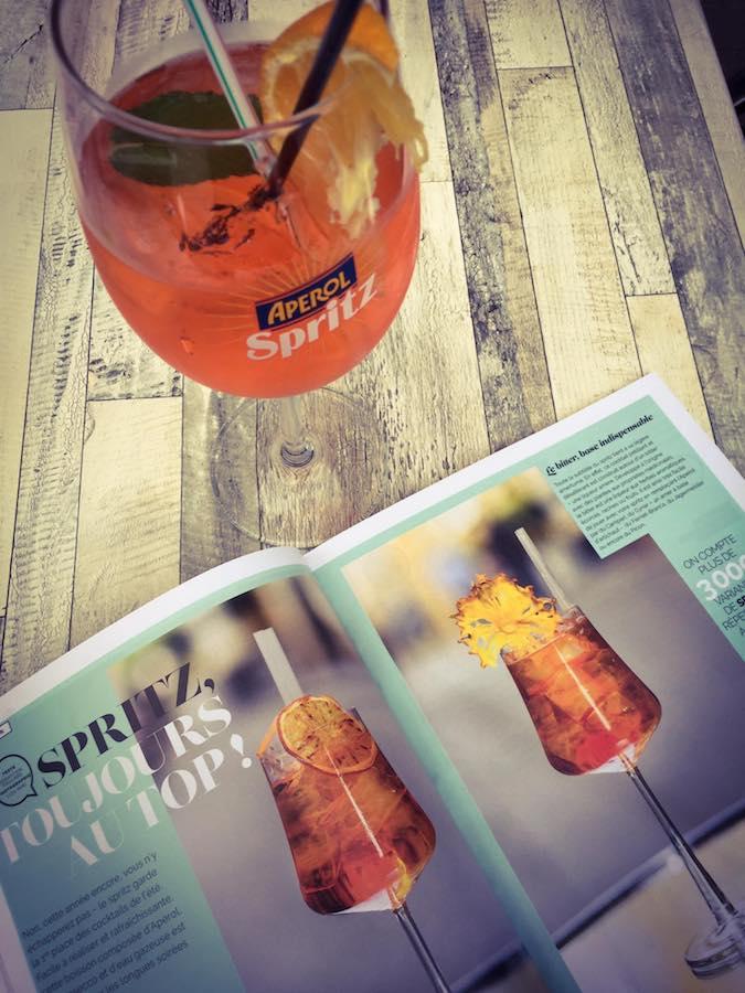 SPRITZ - le cocktail dépoussiéré de l'été ...