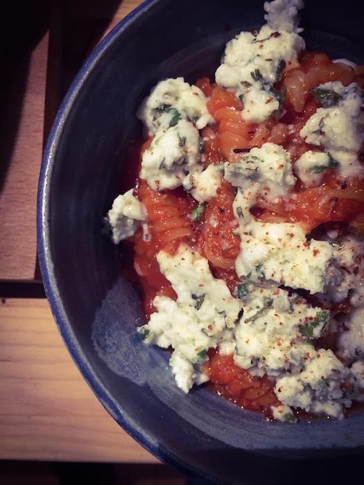 Pâtes à la Tomate-Mozzarella & Basilic @thermomix