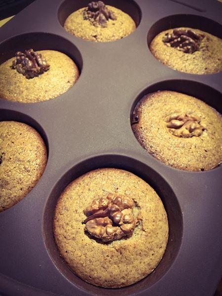Gâteaux aux noix -              Simple & rapide