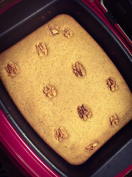 Gâteau aux noix - Cake Factory