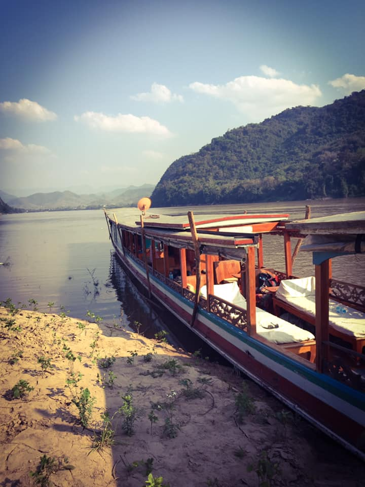 Au fil du Mékong ... Le Laos, Luang Prabang