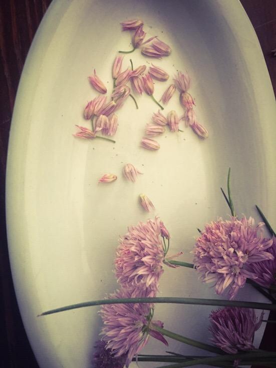 Sel aux fleurs de ciboulette