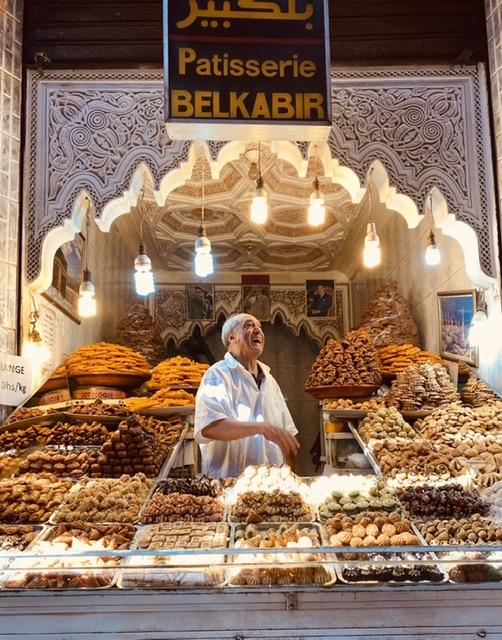 Séjour à Marrakech ....