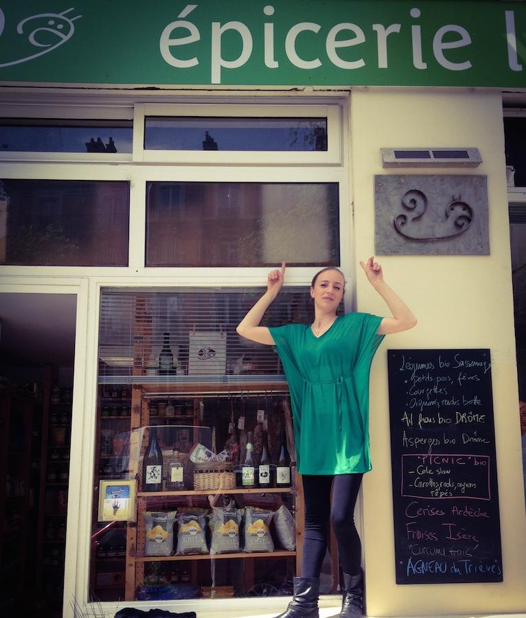 L'épicerie LocaVore à Grenoble